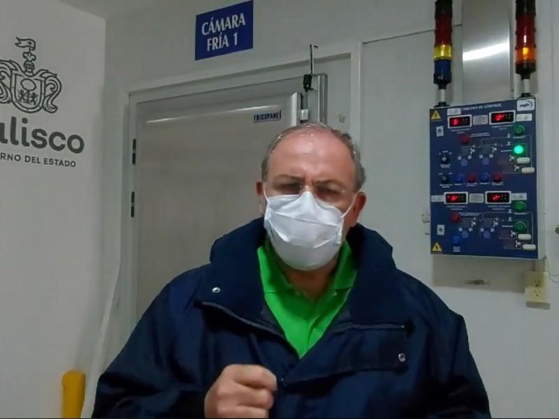 Llegan vacunas para segundas dosis en GDL