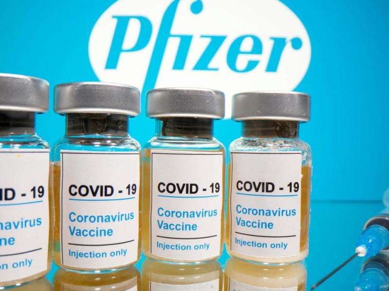 Llegará a México lote de 491 mil vacunas Pfizer