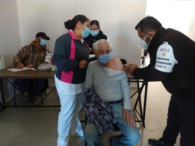 Llegarán 1,500 vacunas a Torreón para adultos mayores