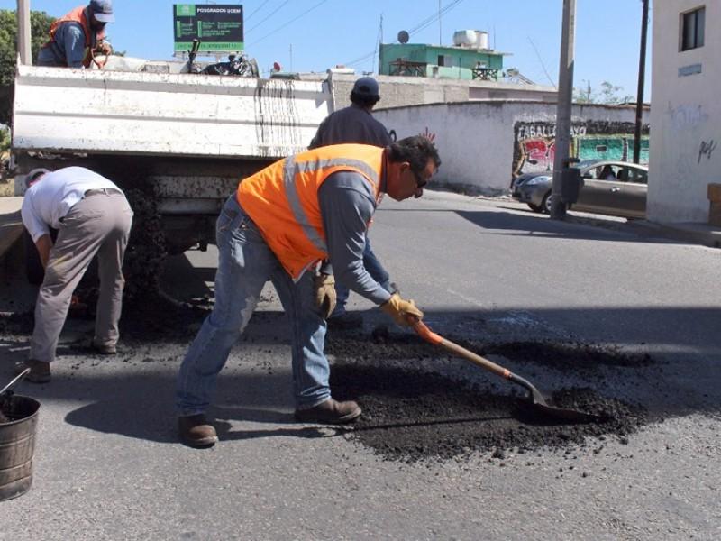 Llegarán 5 mil toneladas de asfalto para calles de Tepic