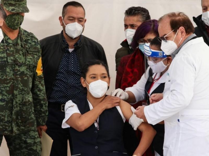 Llegarán a México más de 200 mil nuevas dosis anti-COVID