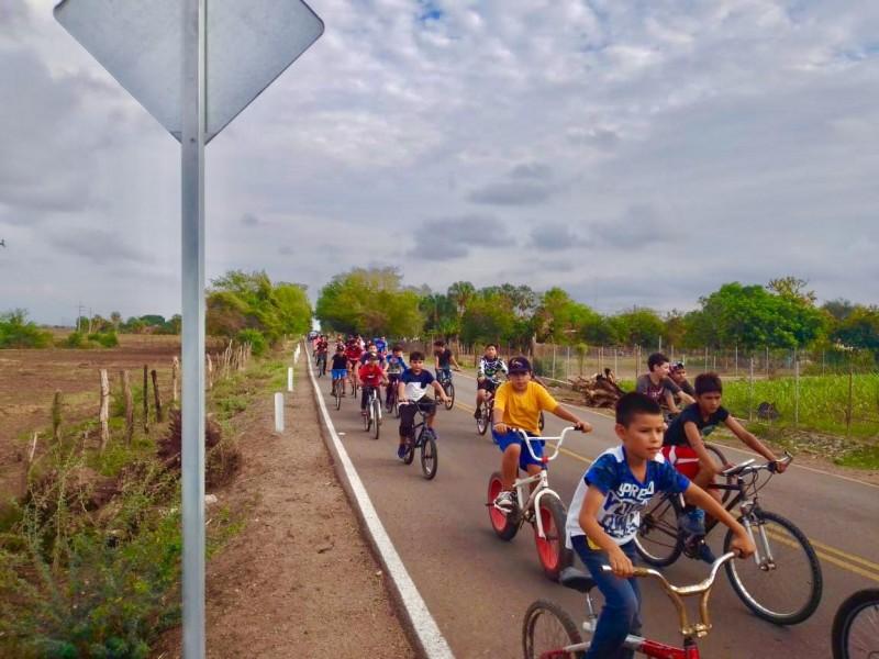 Llevan a cabo jornada de activación física en Mocorito