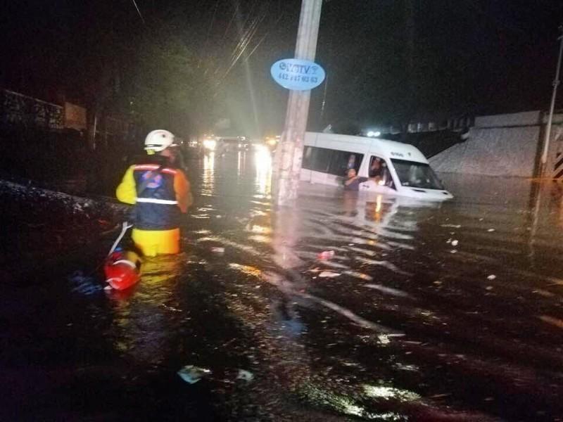 Llovió en 8 municipios: PC