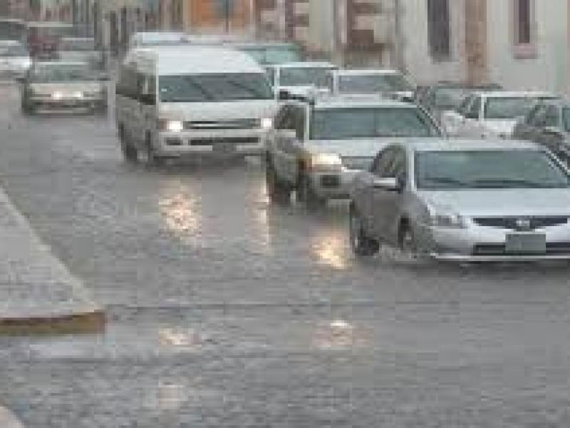 Llovió más en 8 municipios de Zacatecas