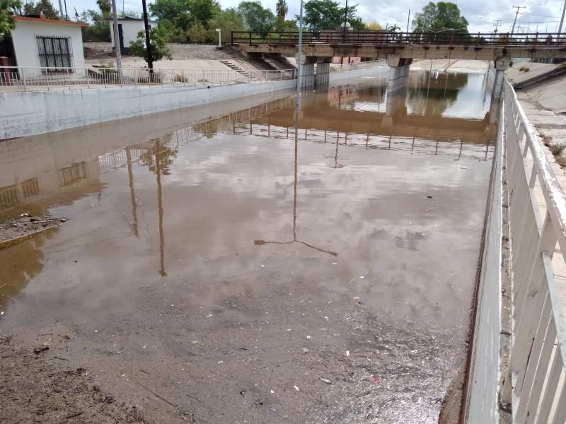 Lluvia deja más de 70mm en Navojoa