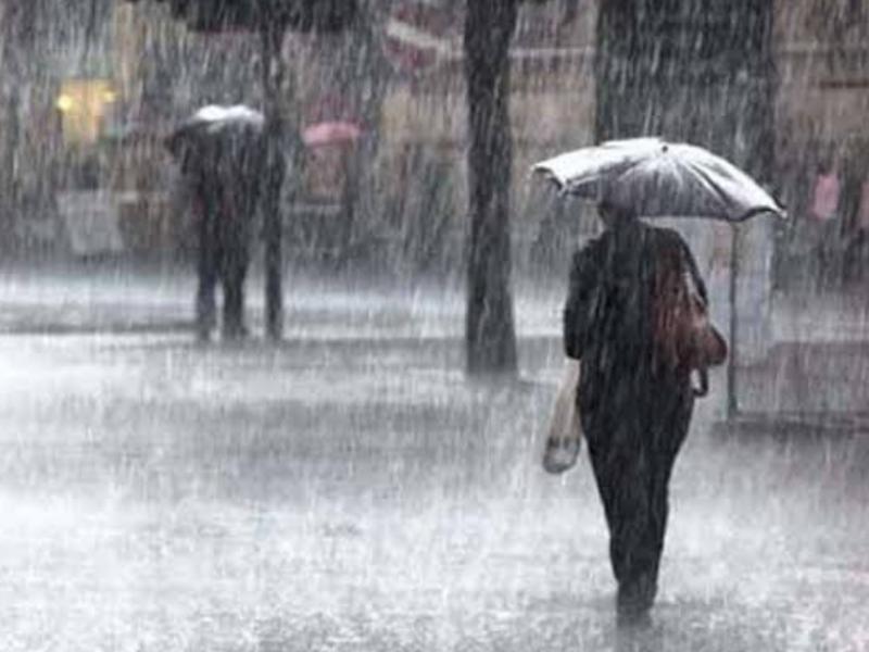 Lluvia intensa para las próximas horas en Tuxpan