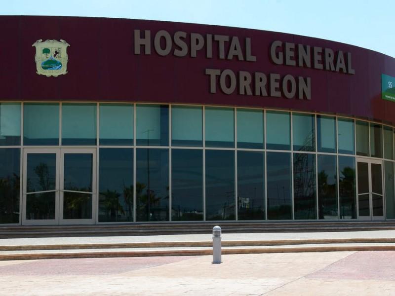 Lluvias afectan instalaciones de Hospital General de Torreón