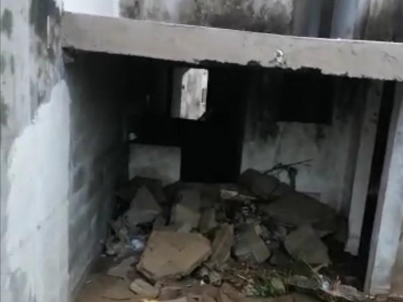 Lluvias dejan daños en 2 viviendas del fraccionamiento Villa Rica