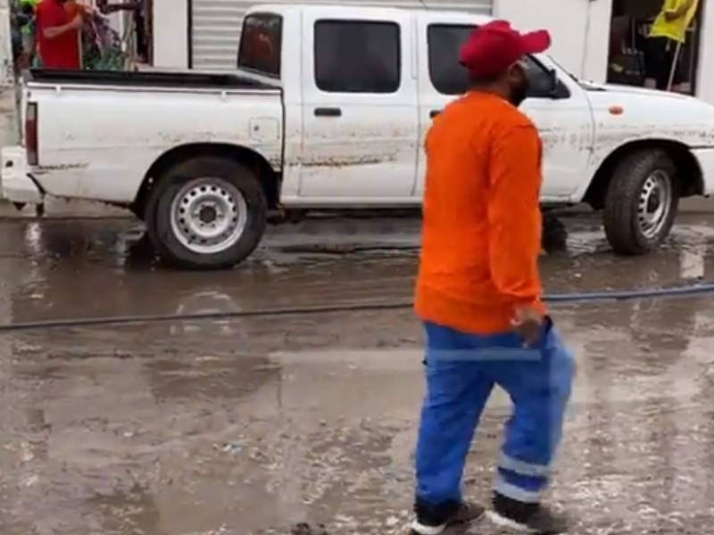 Lluvias dejan secuelas en Villas de Santiago