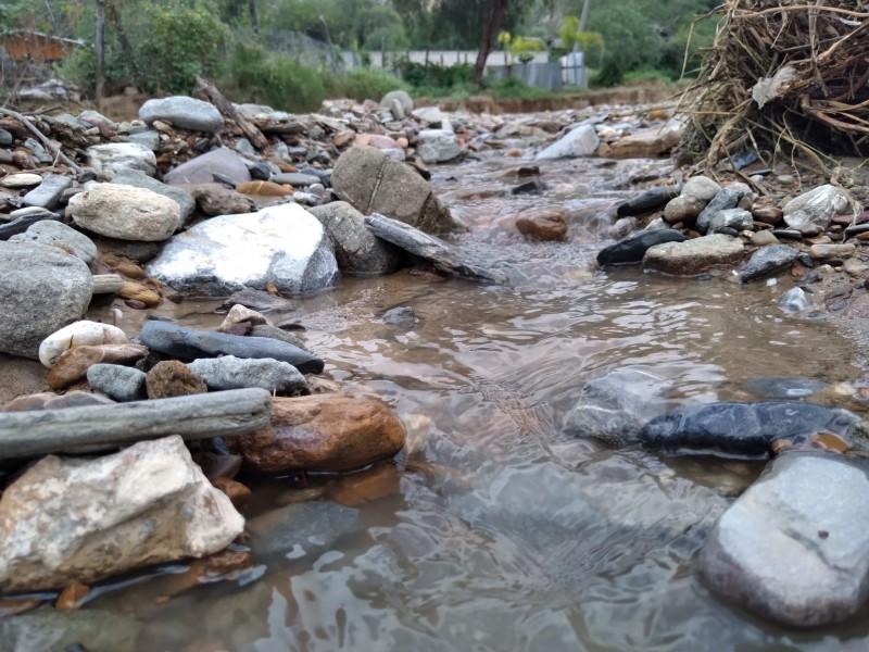 Lluvias han reabastecido galerías filtrantes en San Esteban Necoxcalco