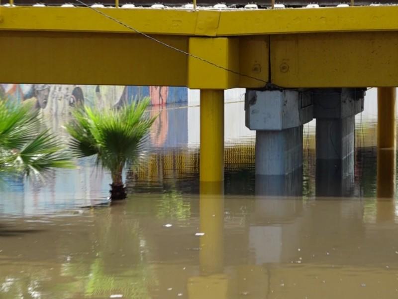 Lluvias logró 8 afectaciones en Obregón Sonora
