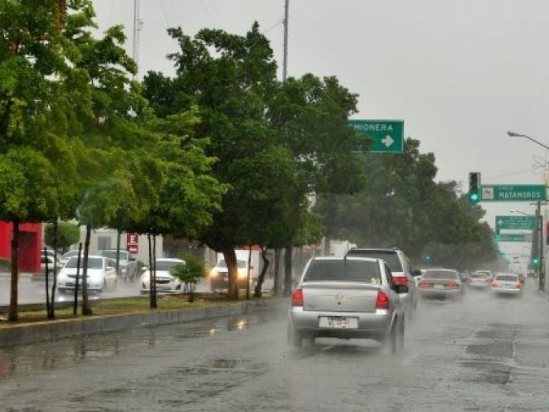 Lluvias moderadas iniciarán el fin de semana