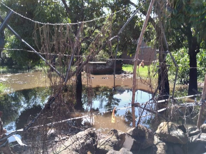 Lluvias provocan daños menores a familias del municipio de Chilchota