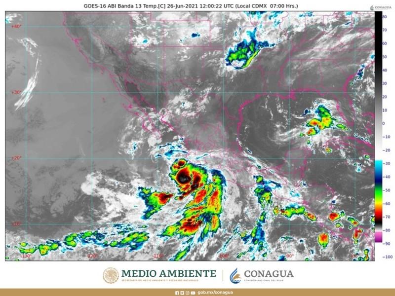 Lluvias puntuales torrenciales, se pronostican para Guerrero y Michoacán