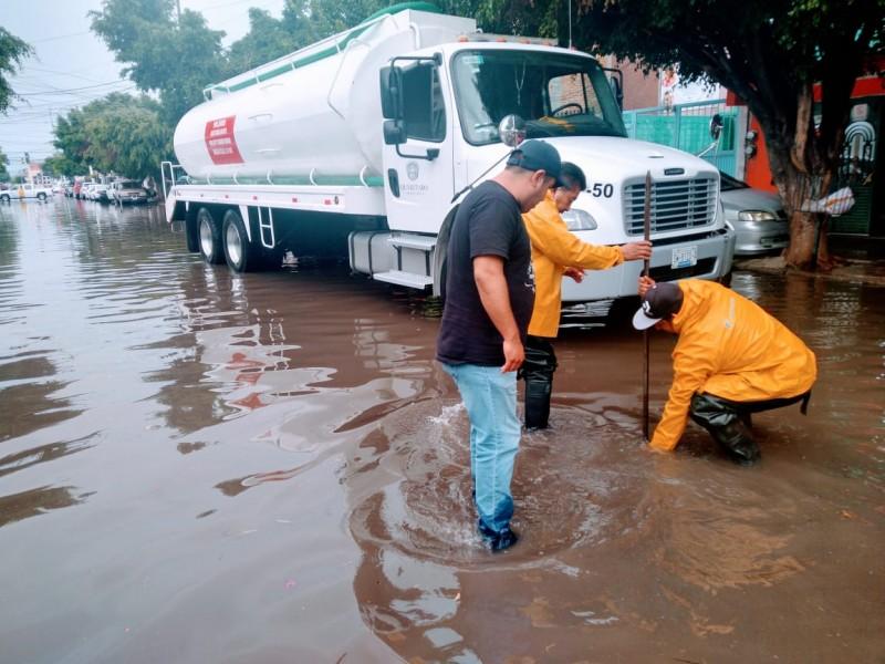 Lluvias se concentraron en Félix Osores y Carrillo Puerto