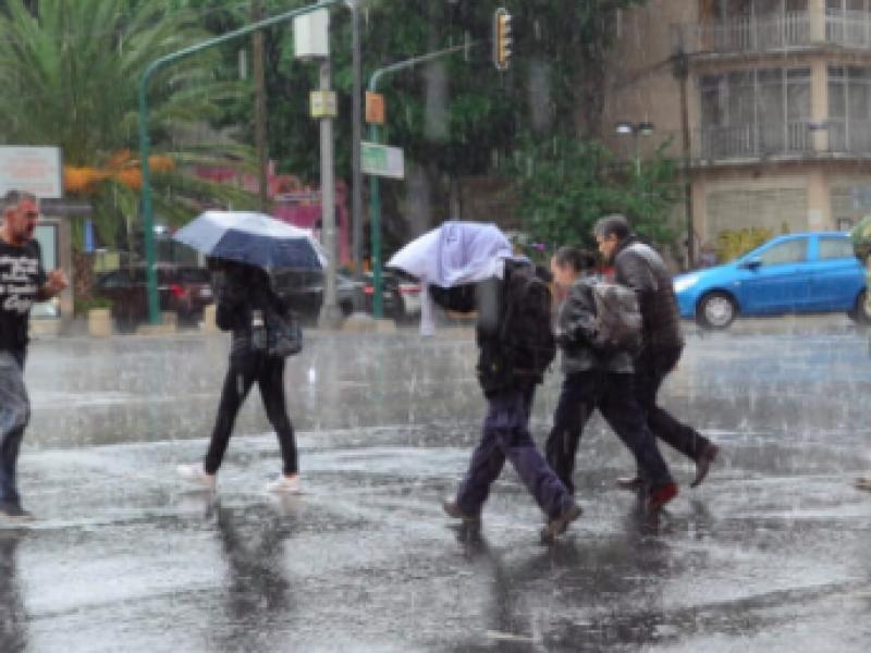 Lluvias y ambiente fresco para el Valle de México