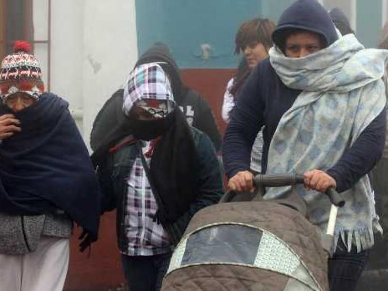 Lluvias y bajas temperaturas, Frente Frío 27 llega a México