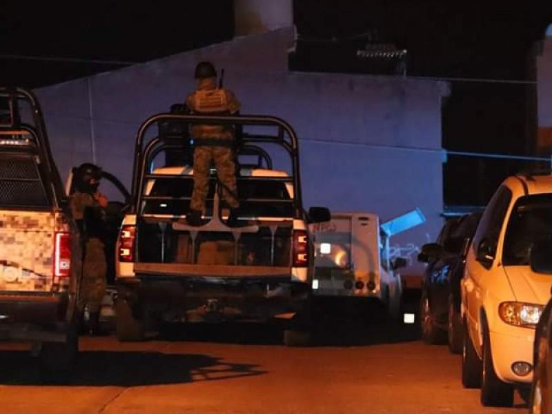 Lo asesinan a balazos en El Salero