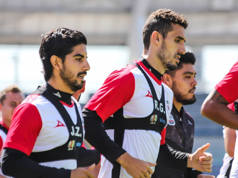 Lobos BUAP alista partido contra Veracruz