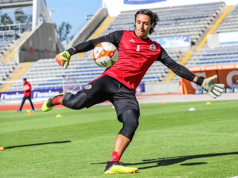 Lobos BUAP debe agarrar buena racha: Antonio Rodríguez