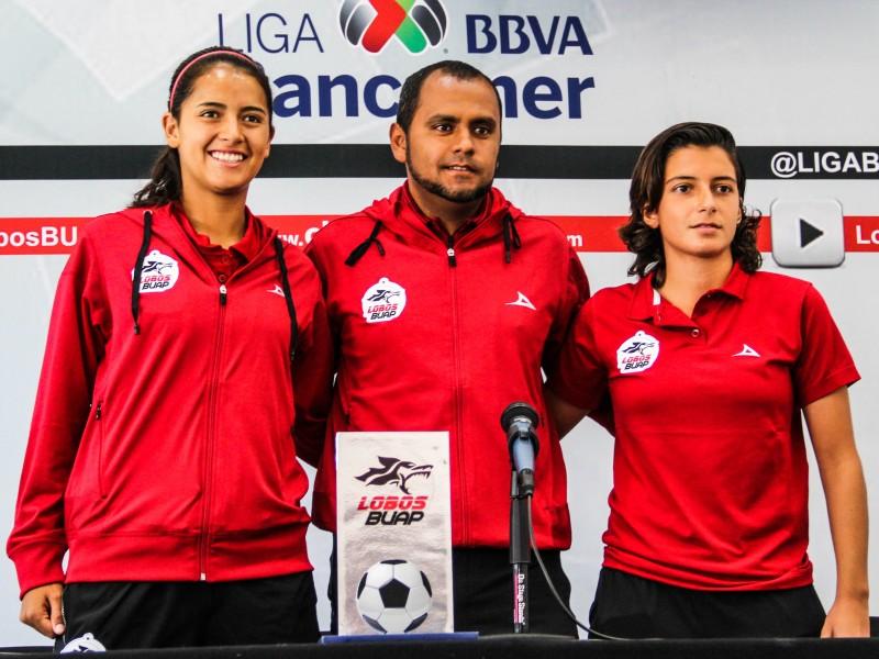 Lobos BUAP femenil buscará victoria ante Cruz Azul