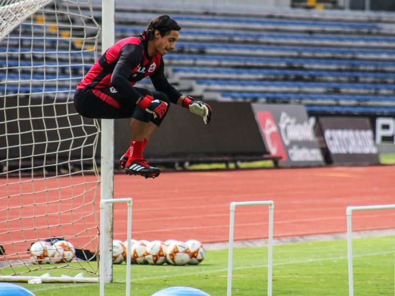 Lobos BUAP prepara cotejo ante Guadalajara