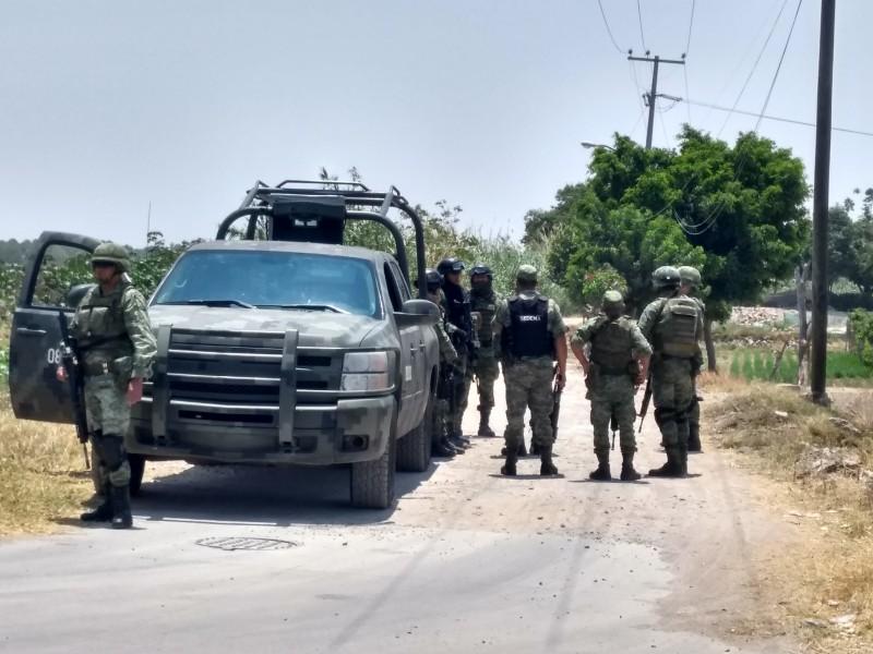 Localizan 18 bolsas con restos humanos en Tlajomulco