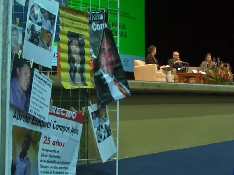 Localiza Comisión de Búsqueda a más de 800 personas desaparecidas