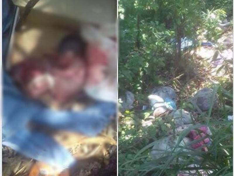 Localizan a recién nacido en basurero de Tapachula