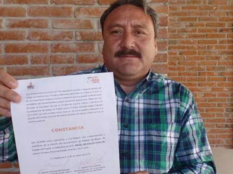 Localizan al candidato independiente de Palmar de Bravo
