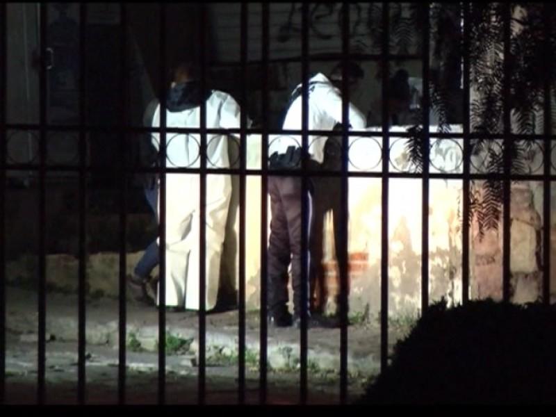 Localizan bolsas con restos humanos en Genaro Codina