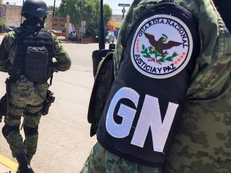 Localizan con vida a elementos de la Guardia Nacional secuestrados