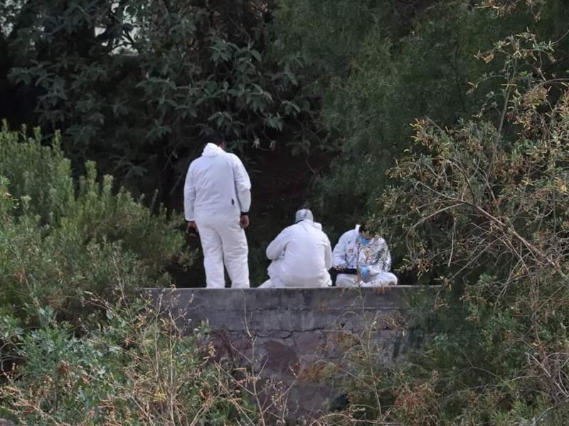 Localizan cuerpo sin vida en carretera federal 23