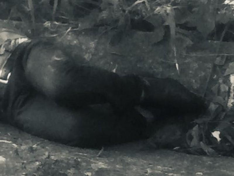 Localizan cuerpo sin vida en Coatzintla
