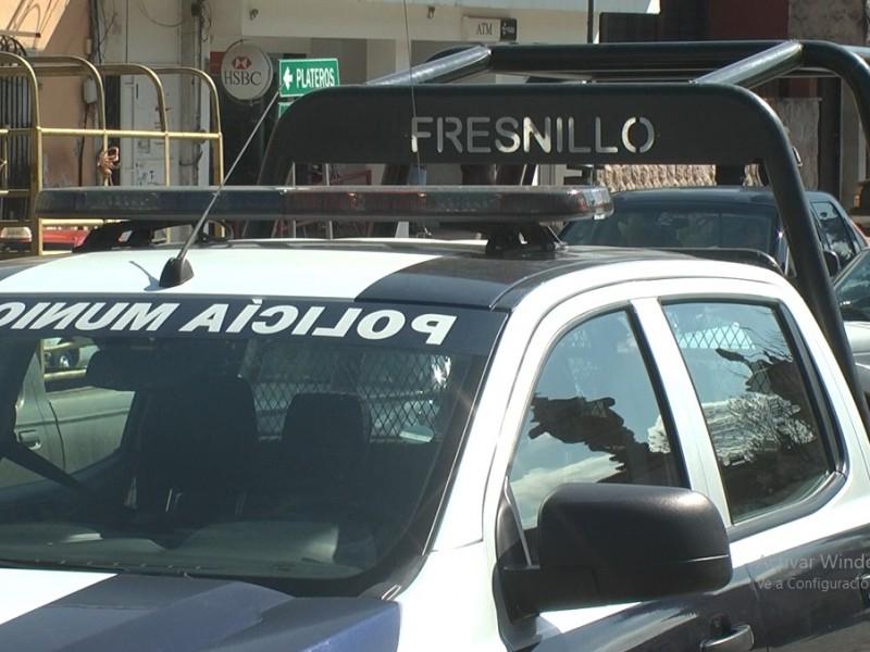 Localizan dos cadáveres en Fresnillo