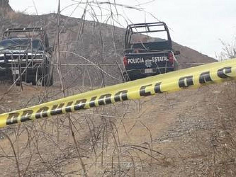 Localizan dos ejecutados en Miguel Auza