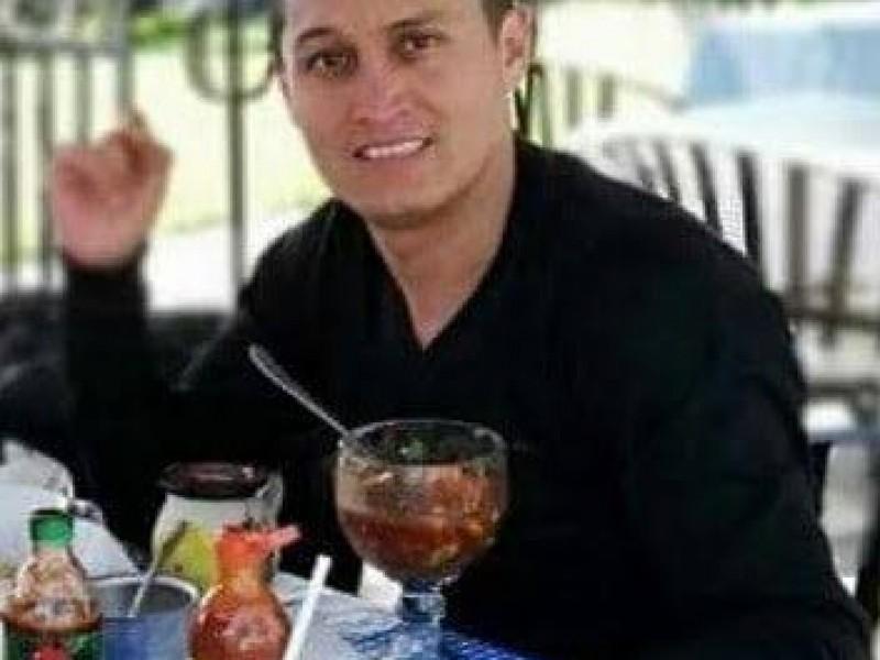 Localizan el cuerpo de Edgar Villalba