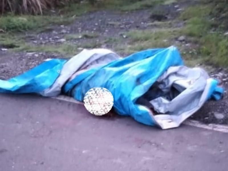 Localizan el cuerpo de una persona desmembrada en Omealca