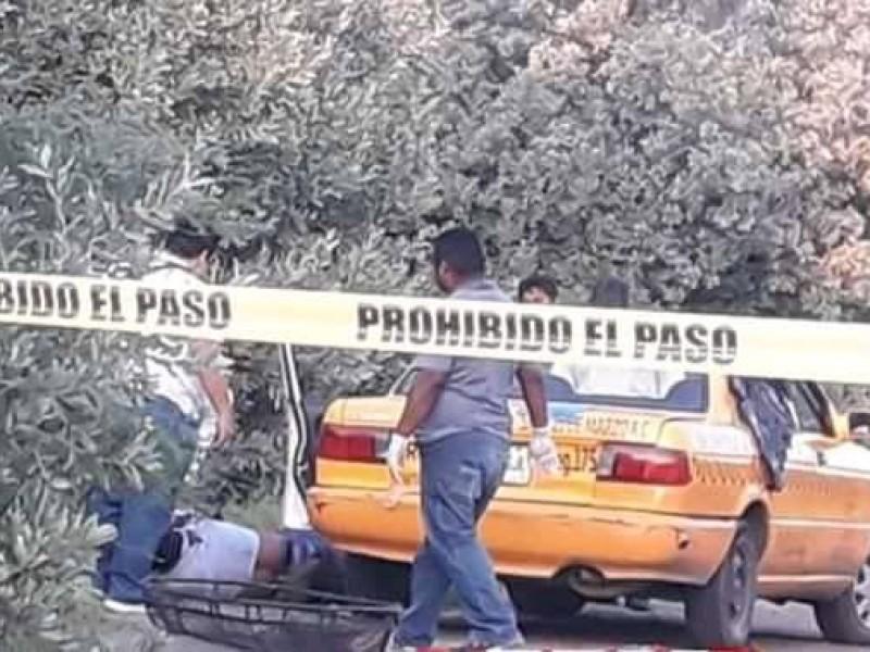 Localizan muerto a taxista de Salina Cruz