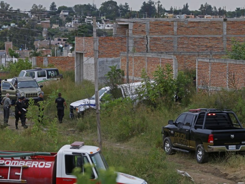 Localizan nuevas fosas clandestinas en Jalisco