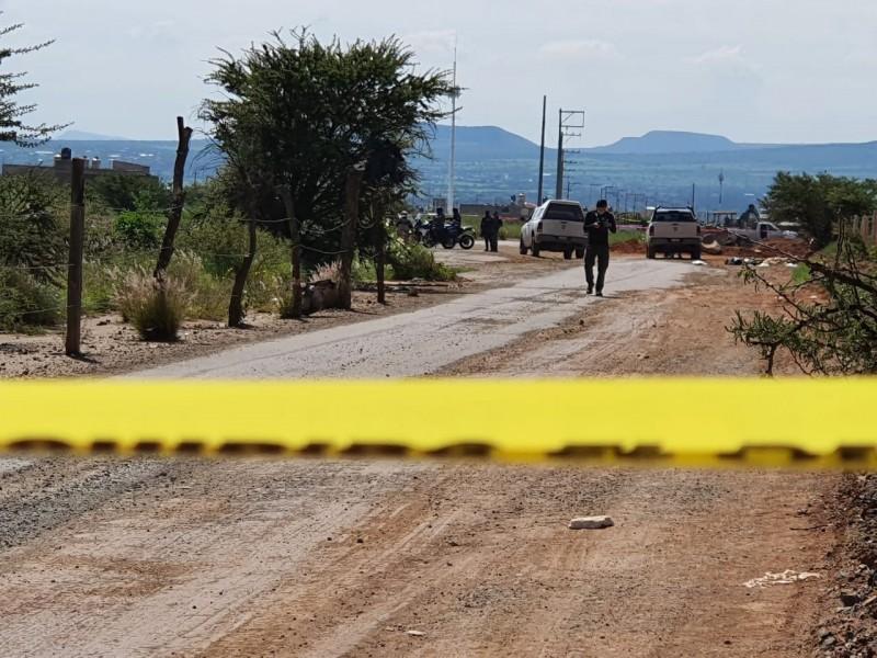 Localizan restos embolsados de mujer en Guadalupe