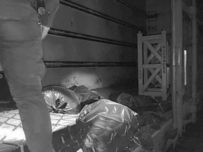 Localizan restos dentro de vagón en GM Silao