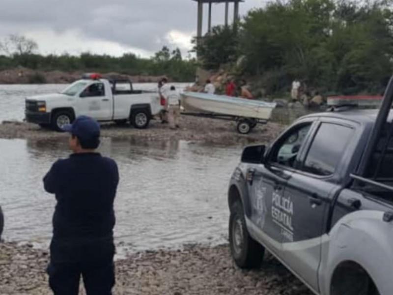 Localizan sin vida a persona extraviada en Río Acaponeta