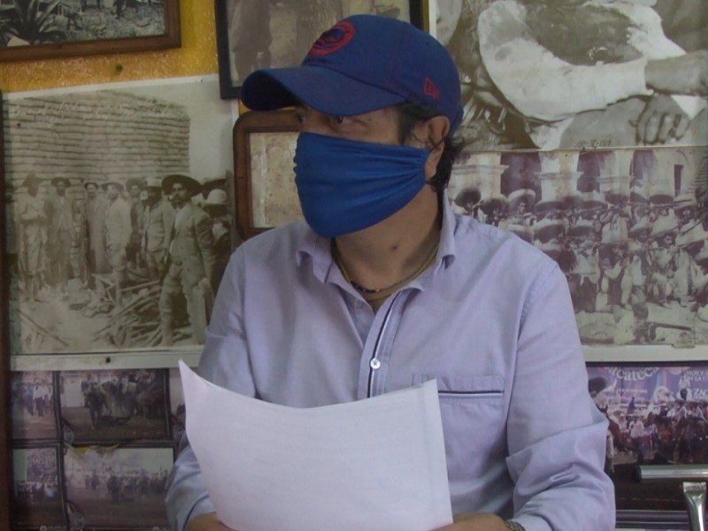 Locatario se resiste a desalojar, pide audiencia con gobernador