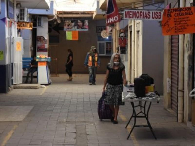 Locatarios buscan abrir el Mercado Municipal de Navojoa por crisis