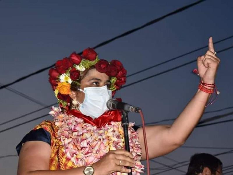 Logra reelección Joselin Esquivel en Jalapa del Marqués