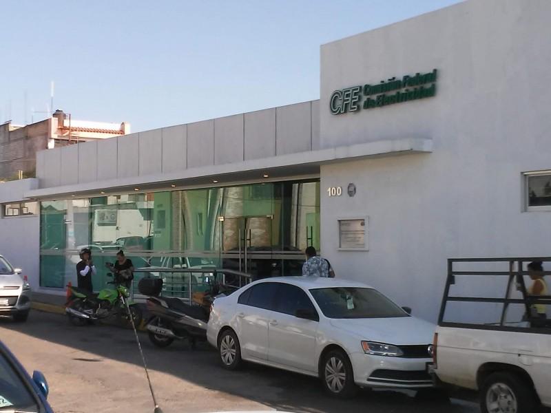 Logran acuerdo Ayuntamiento de Tepic y CFE