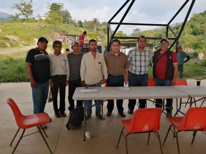Logran autoridades liberación de candidata en Cintalapa