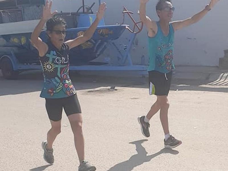 Logran correr 121 km de Hermosillo a Bahía de Kino