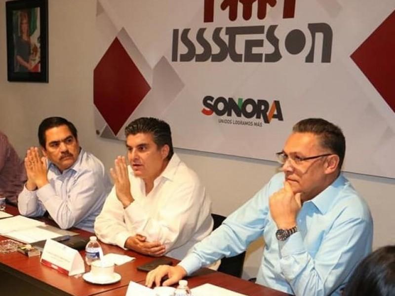 Logran Isssteson y Universidad de Sonora primer acuerdo